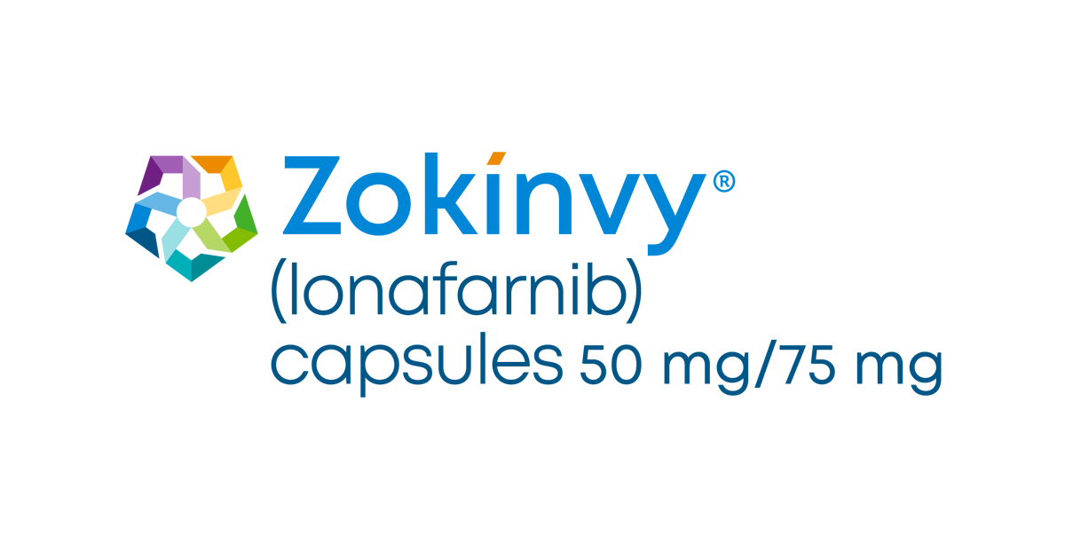 Zokinvy (lonafarnib) - Now FDA Approved